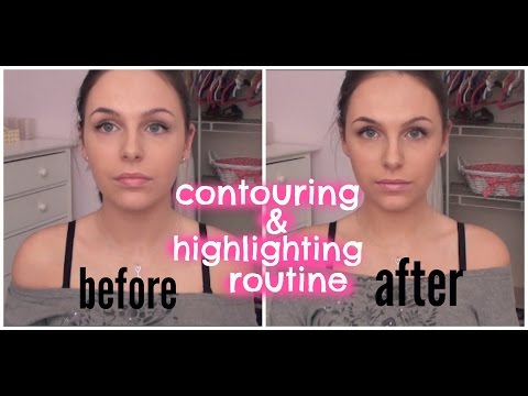 How to Get a Thinner Face Using Makeup