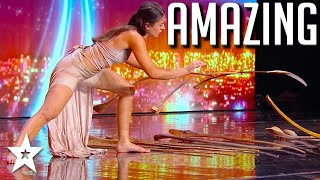 WOW! OUTSTANDING Audition on Got Talent France 2020 | Got Talent Global