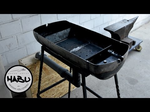 DIY | Building a forge
