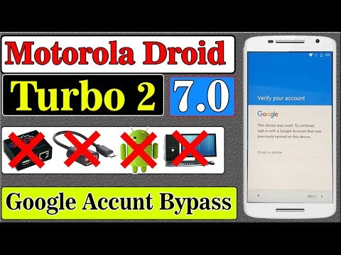 How to bypass passcode on motorola droid -
