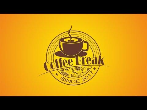 Corel Draw Logo Design Coffee