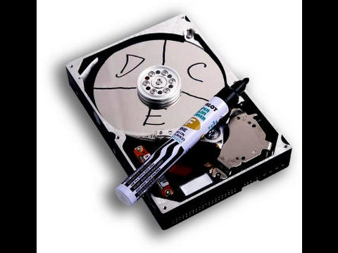 Linux How To Partition a Hard Drive Using the Parted Command