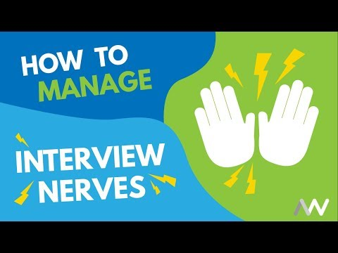 How to Manage Interview Nerves