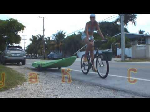 kayak cart DIY