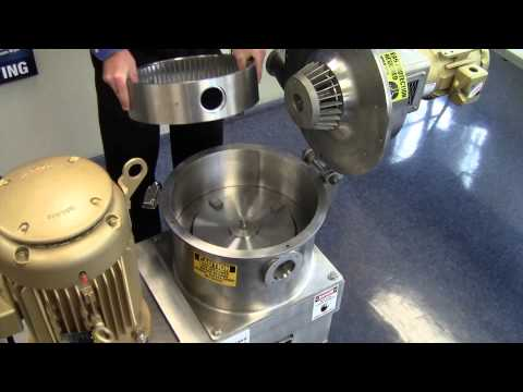 Hosokawa Mikro ACM Easy Access Air Classifying Mill