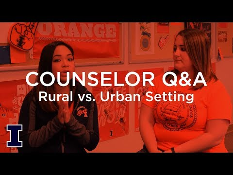 Ask Admissions: Is it better to go to a rural or urban setting for college?