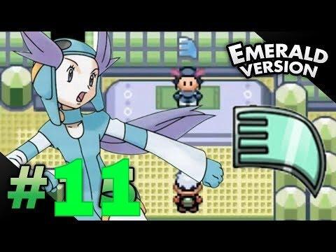 Pokemon Emerald Part 11 Fortree Gym