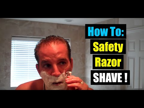 Best How To Shave with a Safety Razor