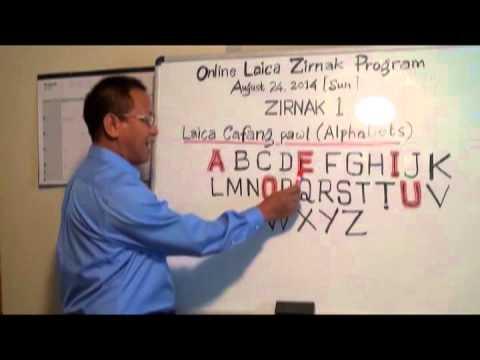 Learn Chin Language: Lesson 1