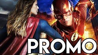 Crisis On Infinite Earths Teaser & Season 6 Flash Suit is ORIGINAL