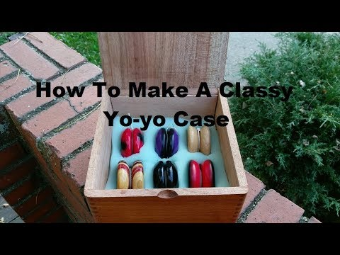 How To Make a Classy Yoyo Case