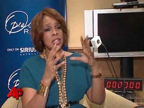 Gayle King Talks Oprah, Radio Show