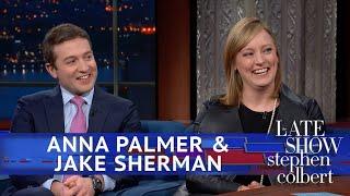 Anna Palmer & Jake Sherman: Both Parties Bet Big On Mueller's Report