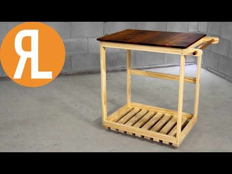 DIY BBQ / Braai Cart