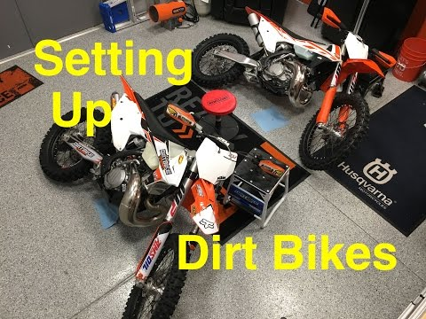 Want your new bike to suck?  Then don't watch this! - KTM 250 XC - Episode 221