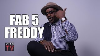 Download Fab 5 Freddy on Giving 2Pac His First Interview, Tells 2Pac & Madonna Story (Part 5) Video