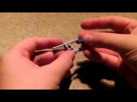 Lego Butterfly knife tf2
