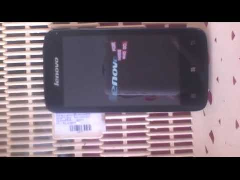 boot animation lenovo a390