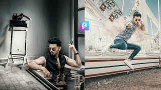 Luxury Lifestyle Boat Photo Editing in PicsArt |Picsart Manipulation