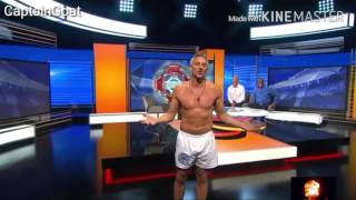It happened! Gary Lineker hosted Match of the Day in his underwear!