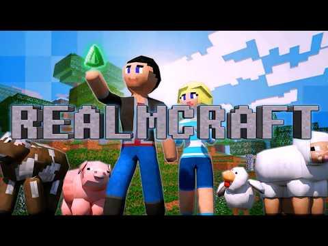 RealmCraft - Survive, Mine & Craft