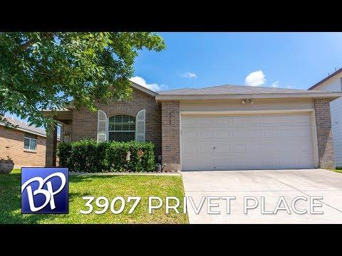 For Sale: 3907 Privet Place, San Antonio, Texas 78259