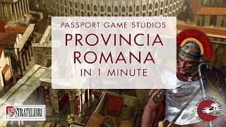 Provincia Romana Trailer