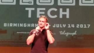 Casey Neistat at Sloss Tech 2017