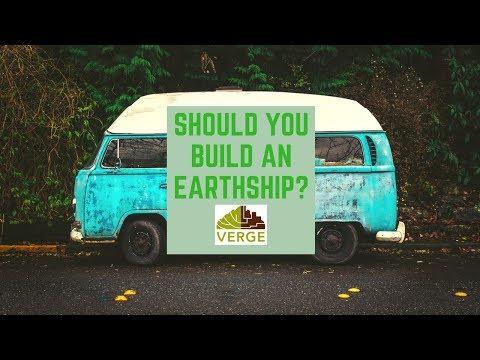Should You Build an Earthship?