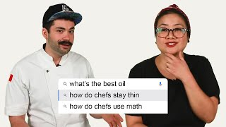 Download Chefs Answer Commonly Googled Questions About Cooking Video