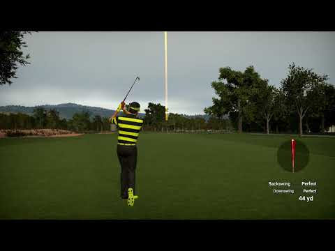 The Golf Club 2 (PS4 Pro): PGAS - FedEx St. Jude Classic - Round 2