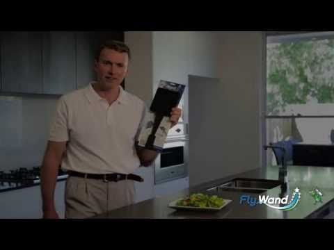 Kill files, moths, mosquitoes, wasps & horse flies easily with Flywand.com.au