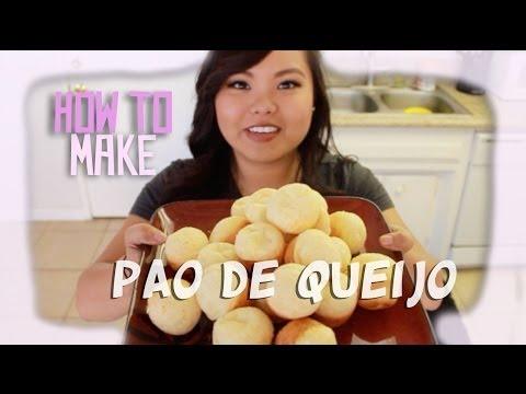 How to Make Pao De Queijo (the easy way)