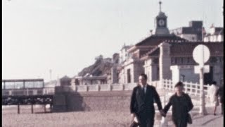 Download 1964: Bournemouth Lower Gardens, pier and promenade Video