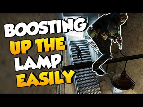 CS:GO - Fast & Consistent way of boosting up the Lamp
