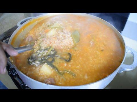 Asopao Dominicano - Cocinando con Yolanda