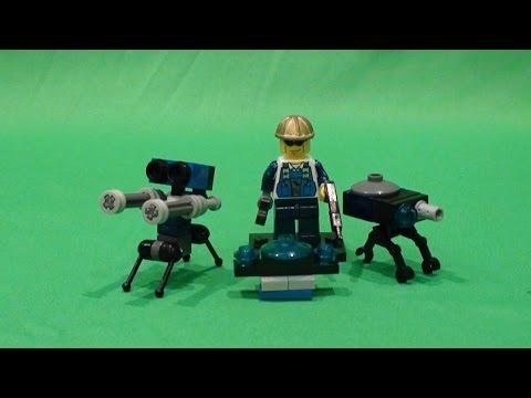 TF2 Lego: собираем турели и телепорт