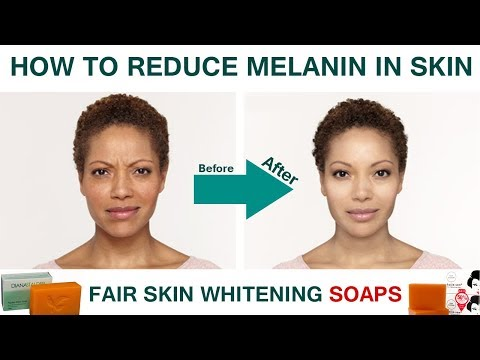 How to reduce melanin in skin | How to reduce melanin in face | Get fair skin