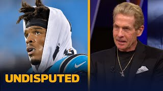 Patriots got away with paying Cam the bare minimum, it's 'profoundly sad' — Skip | NFL | UNDISPUTED