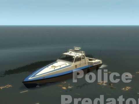 GTA IV Boats