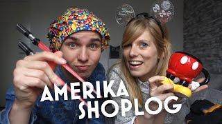 AMERIKA SHOPLOG!