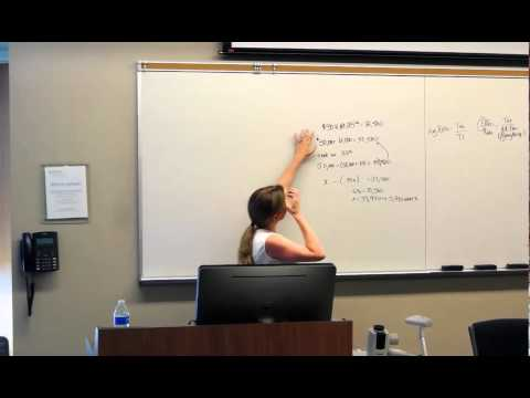 Federal Taxation: Lecture 2