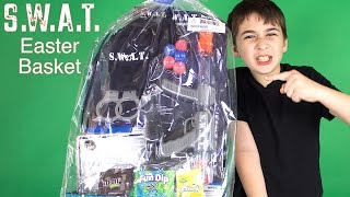 S.W.A.T. Easter Basket