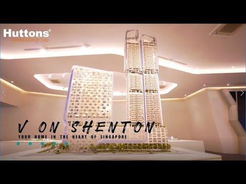 V ON SHENTON – Developer Sales Team Hotline 96641681