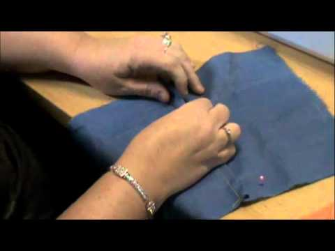 How to Sew a Flat-Felled Seam - Learn to Sew