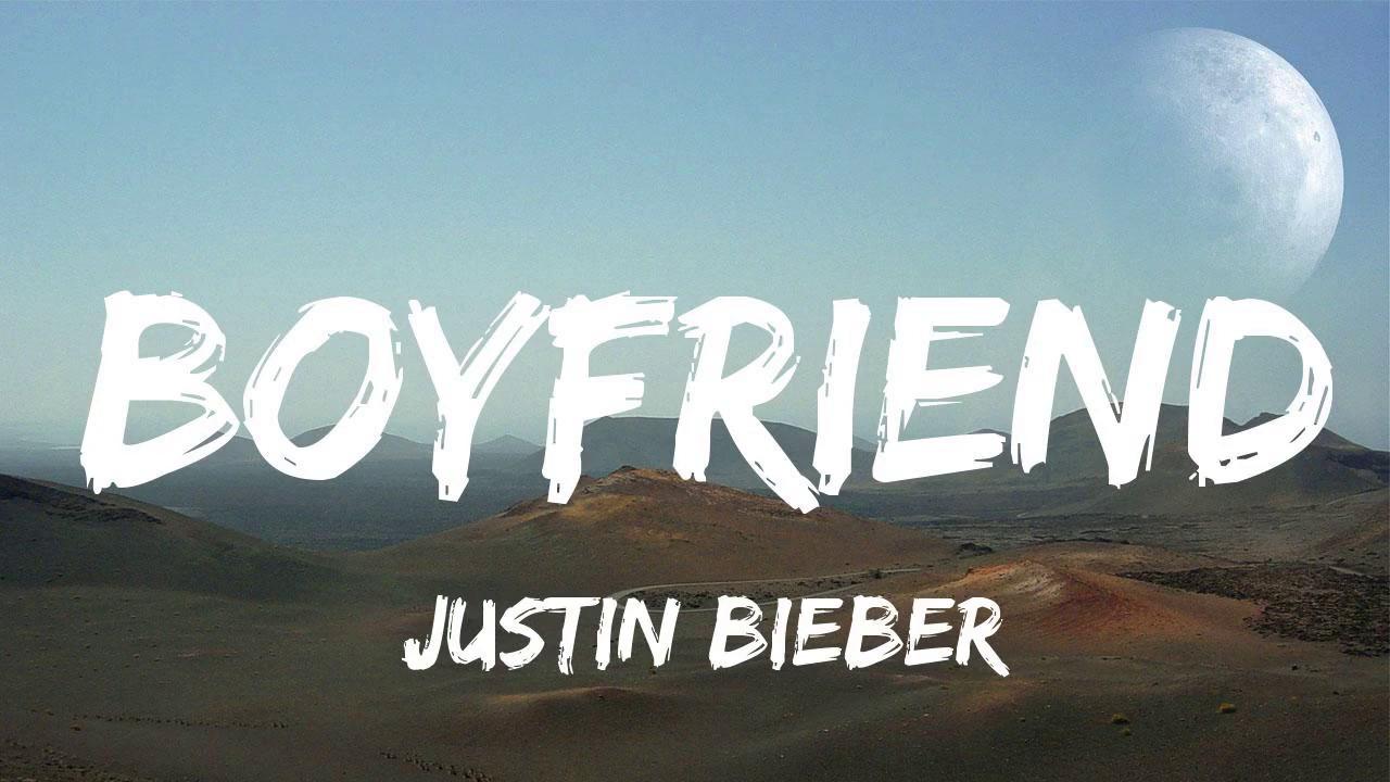 Download Justin Bieber - Boyfriend (Lyrics) MP3 Gratis