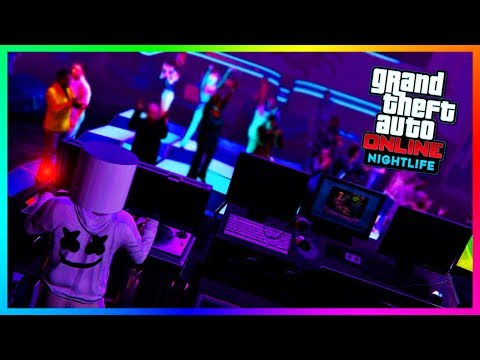 GTA Online Nightclub DLC CONFIRMED By Leaked Image? - Music Artist Show Off NEW Content Coming Soon!