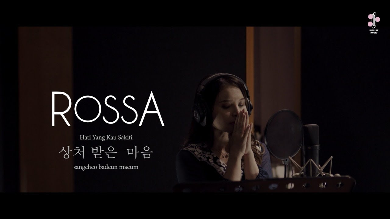 Download Rossa - The Heart You Hurt / Hati Yang Kau Sakiti (Korean Version)   Official Lyric Video MP3 Gratis