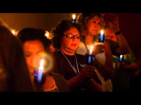 Candlelighting at 37th National Conference in Chicago, IL
