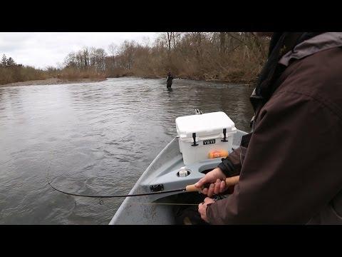 Trask River, Oregon Winter Steelhead Fishing